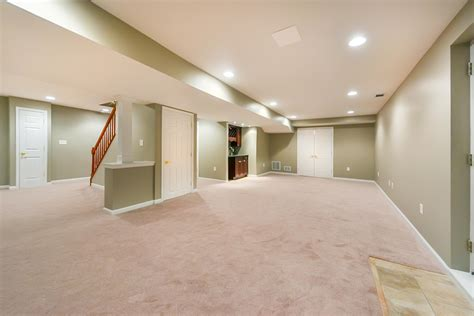 Basement Finishing Basement Finishing And Remodeling Project Middletown Md Basement Masters