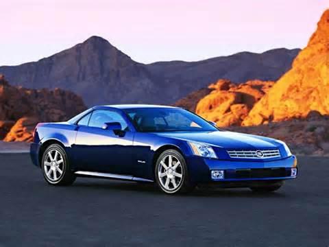 2006 Cadillac Convertible 2006 Cadillac Xlr Convertible Cadillac Colors