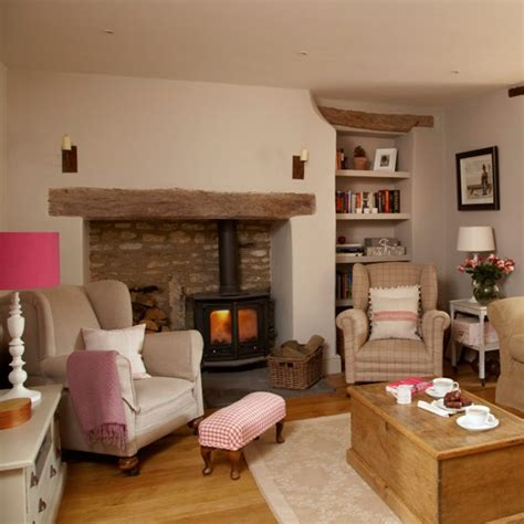living room country cottage housetohome co uk