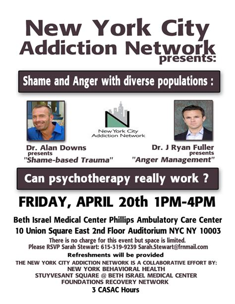 Lutheran Social Services New York City Detox by Shame And Anger With Diverse Populations Can
