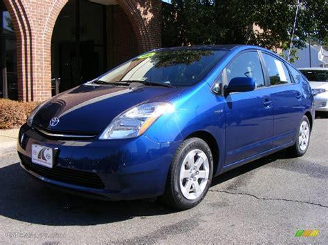 Toyota Paint Warranty Information 2009 Spectra Blue Mica Toyota Prius Hybrid 20015554