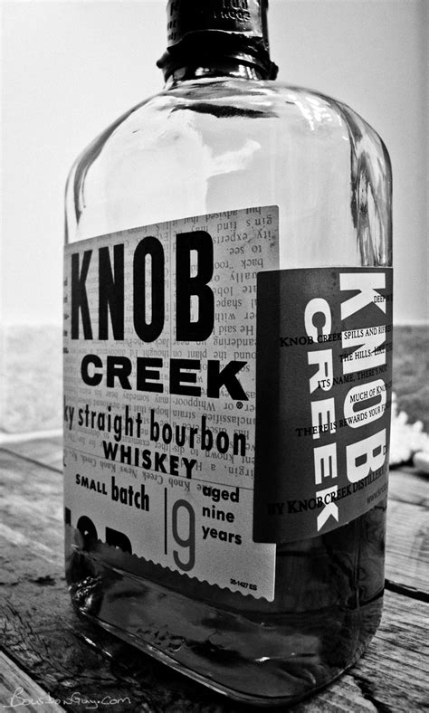 Knob Creek Jim Beam by Jim Beam Small Batch Collection Knob Creek Bourbon