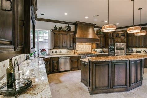Granite Countertops Plano Tx by Traditional Kitchen Remodel In Plano Dfw Improved 972 377 7600