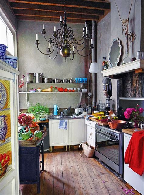 bohemian kitchen design 20 most amazing kitchen with bohemian vibe home design
