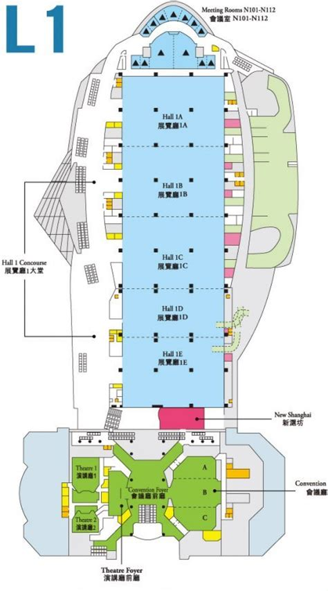 Crown Hall Floor Plan by Hong Kong Convention Hall Check Out Hong Kong Convention