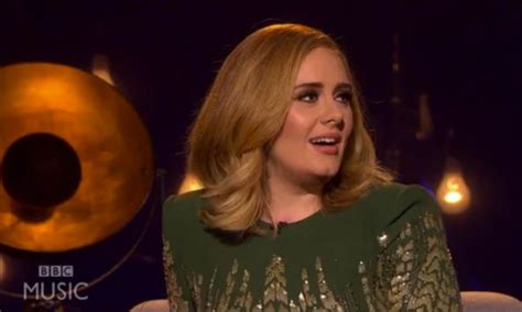 adele biography bbc adele admits she was banned from twitter because of her