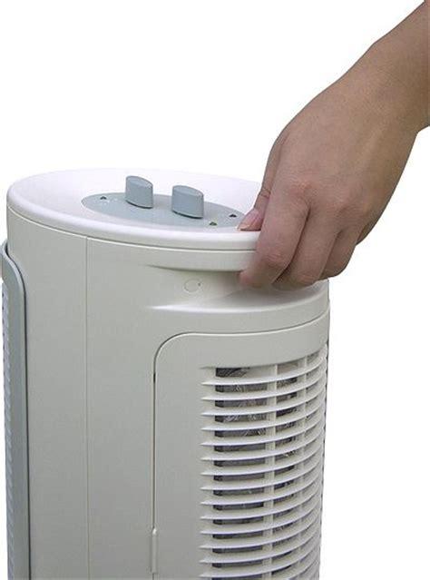 bionaire bap mini tower air purifier