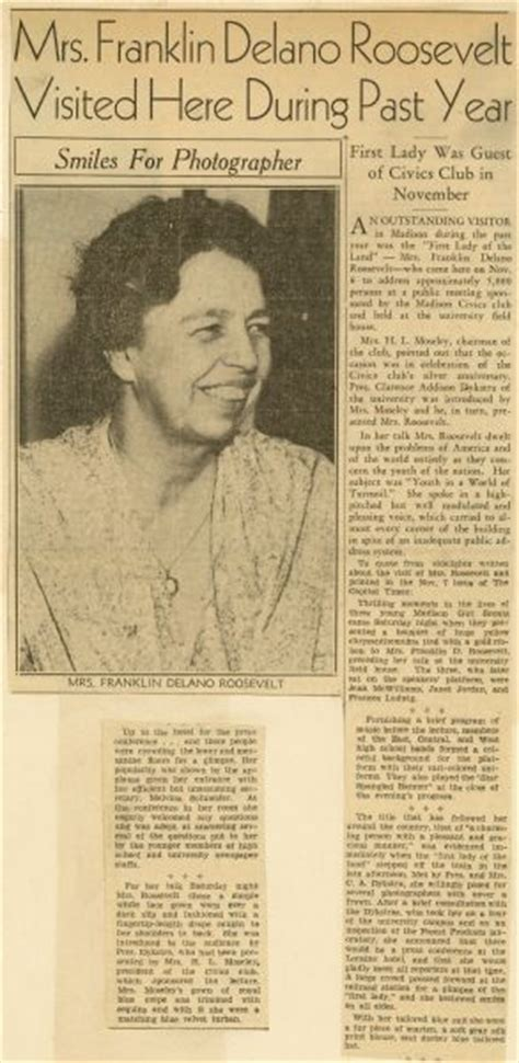 Eleanor Roosevelt Essay by Eleanor Roosevelt Essay Questions