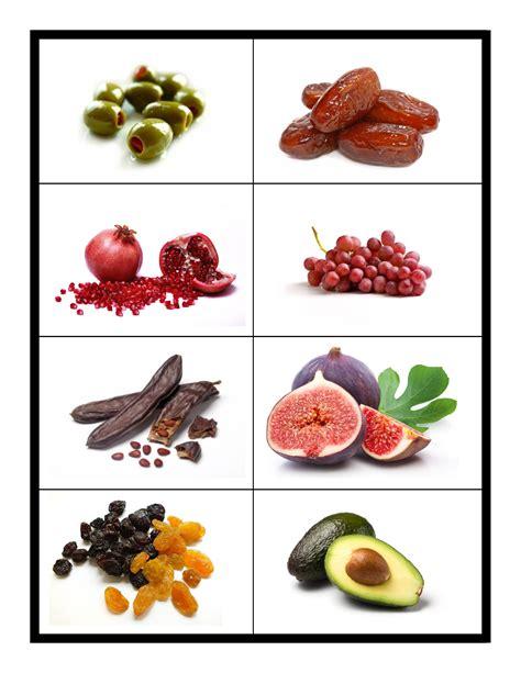 5 fruits of israel a tu b shevat taste test matan