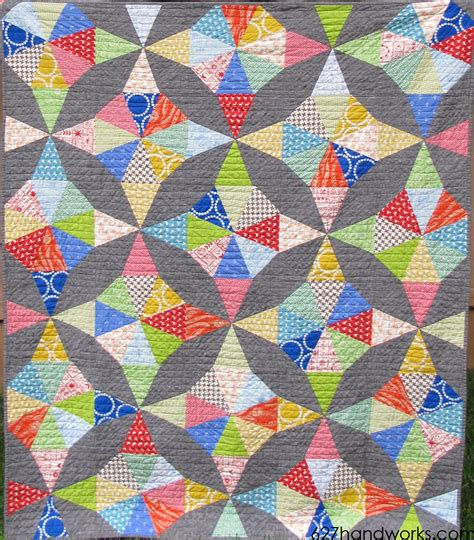 Kaleidoscope Quilting by Kaleidoscope Quilt 627handworks