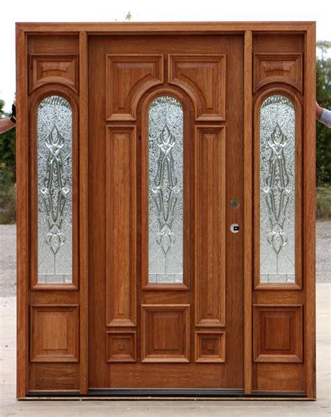 Mahogany Exterior Doors Exterior Mahogany Doors Cl 44