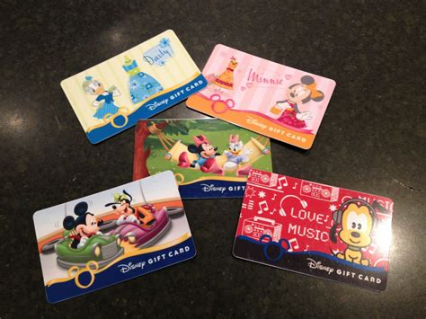 Walt Disney World Gift Cards - img 6558 on the go in mco