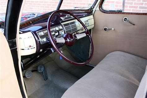 1940 ford interior 1940 ford deluxe custom 185817