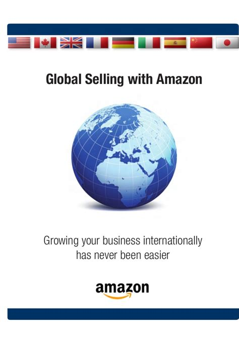 amazon global amazon global selling manual modfied by spainbox with