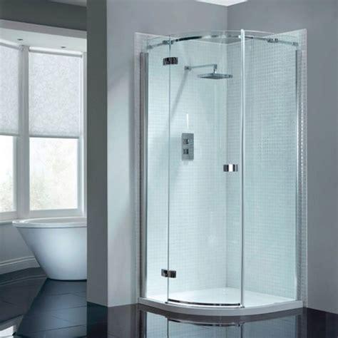 April Prestige2 Frameless Single Door Quadrant Shower Single Door Quadrant Shower Enclosure