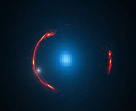 Light Years Away by Astronomers Spot Matter Dominated Galaxy 4