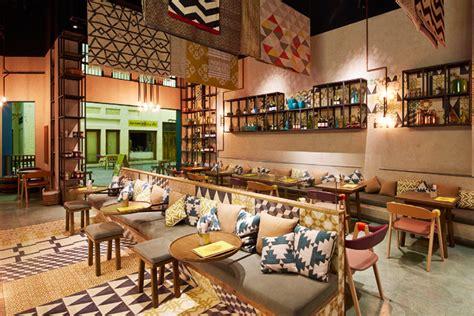 idea design bahrain lumee restaurant interior brand design by i am manama