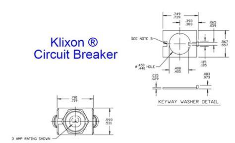 klixon 3 wire wiring diagram klixon h50892 wiring