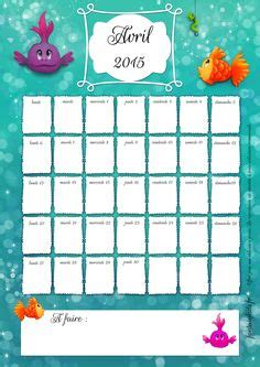 Le Calendrier Worksheet 1000 Images About Calendrier On Days