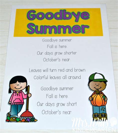 poems for kindergarten poems for kindergarten and grade