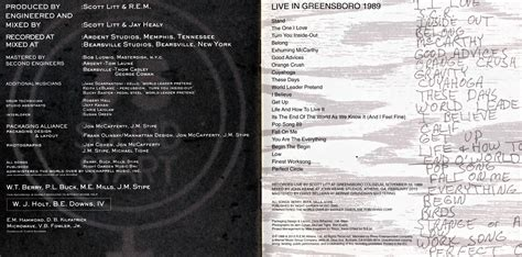 Hairshirt Mandolin by R E M Green 1989 2cd 2013 25th Anniversary Deluxe