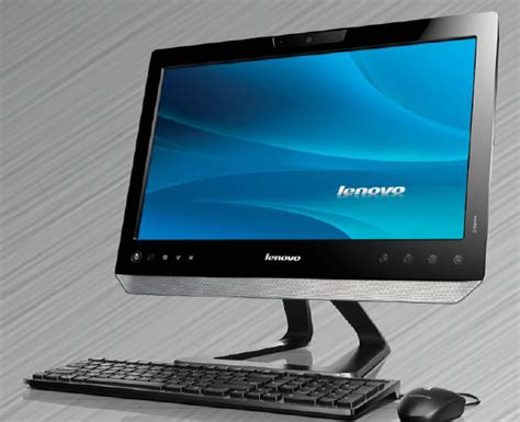 Tablet Lenovo Paling Murah comdex all in one pc layar 18 5 inci paling murah lenovo c225 maret 2015