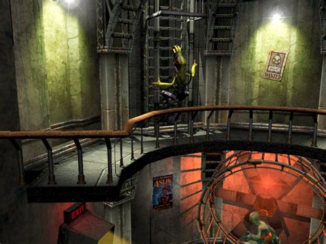 oddworld munchs oddysee ps cancelled unseen