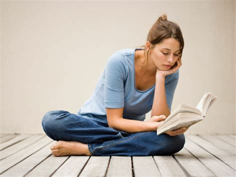 picture of someone reading a book rantchic s guide to being a
