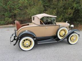 1930 Ford Roadster 1930 Ford Model A Roadster 170253