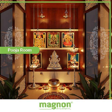 pooja room design companies archives magnon india
