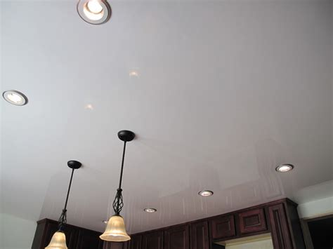 Kitchen Ceiling Coverings by Inncov Ceiling Design Traditional Kitchen Chicago