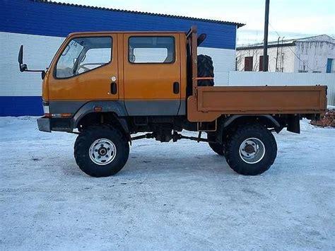 mitsubishi mini truck lifted mitsubishi canter 4wd 1993 trucks overland