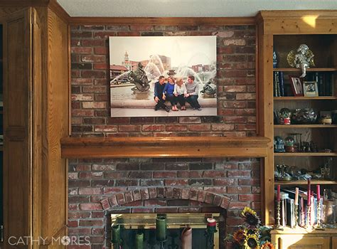 home decor photo display in kansas city