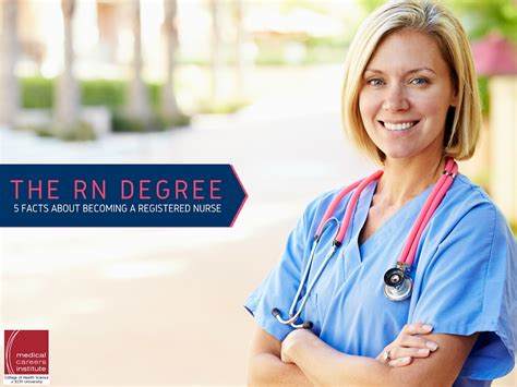 Rn To Mba by The Rn Degree 5 Facts About Becoming A Registered