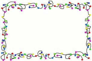 cartoon christmas lights border free stock photo public domain pictures