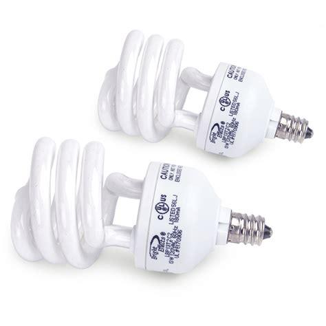 cfl ceiling fan bulbs bright effects 2 pack 13 watt minitwist cfl ceiling fan