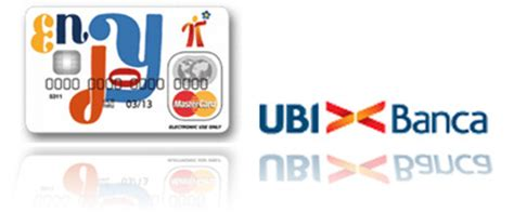 ubi clienti carta enjoy ubi carta ricaricabile con