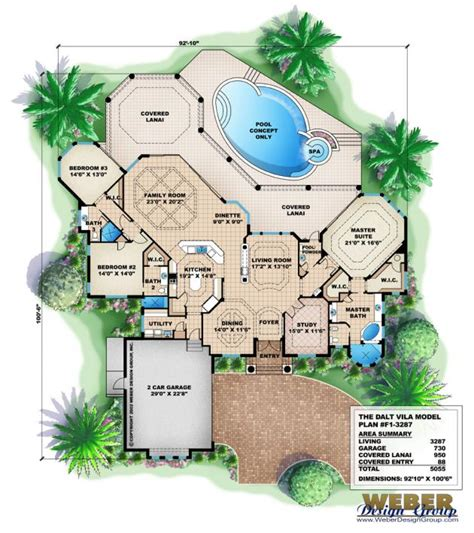 Mediterranean House Floor Plans by Mediterranean House Plan Dalt Vila House Plan Weber Design