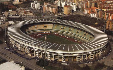 sede chievo verona stadio marcantonio bentegodi verona levantado en 1963