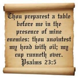 Thou Preparest A Table by Psalm 23