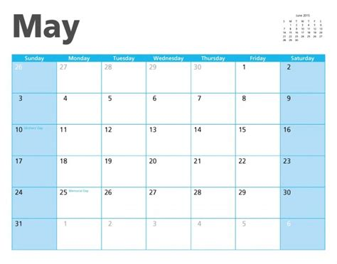 Calendar May 2015 May 2015 Calendar Page Free Stock Photo Domain