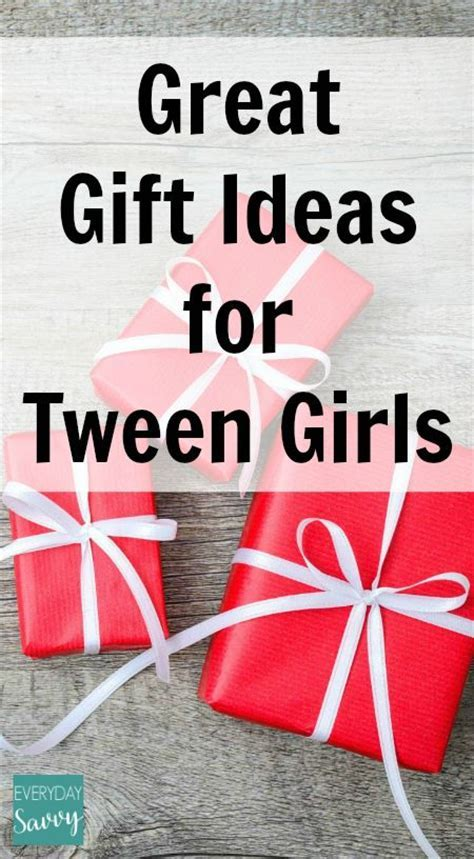 Great Gift Ideas for Tween Girls   Mom, Gifts and Tween girls