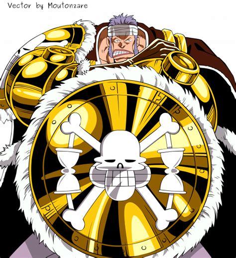 Kalung Anime Bajak Laut Topi Jerami One Choper Warna Hita karakter komik one bajak laut don krieg