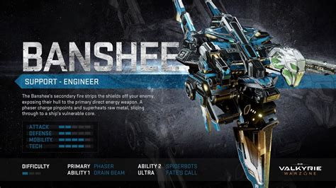 tutorial videos eve online eve valkyrie warzone support class ship tutorial