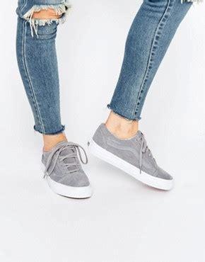 Sepatu Converse Low Grey Unisex vans shop vans for trainers plimsolls asos
