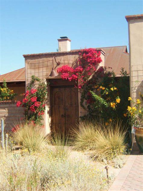 Adobe Brick House by Tucson Adobe Brick Home At Its Finest