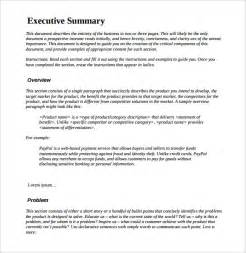 Real Estate Executive Summary Template by Real Estate Executive Summary Free Home Design Ideas Images