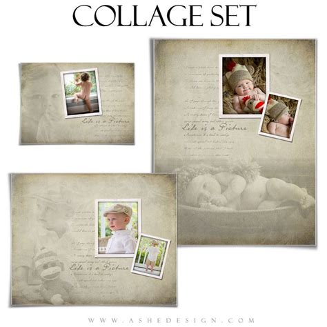 collage template baby ashedesign 54 best images about collage photoshop templates on