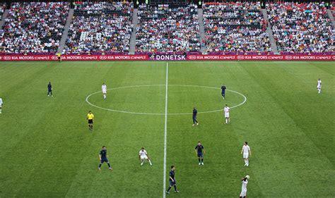 Football Team Sponsored By Kia Kia Sports Kia Motors Worldwide