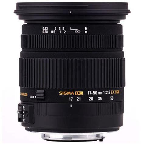 Sigma 17 50mm F2 8 Ex Dc Os Hsm Black Lens For Nikon sigma 17 50mm f2 8 ex dc os hsm lens for canon 583954 163 404